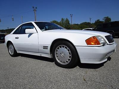 Mercedes-Benz : Other 500SL 1990 mercedes benz 500 sl low mileage investment quality with windowsticker