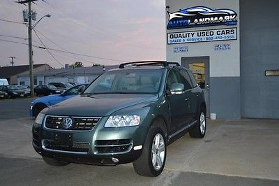 Volkswagen : Touareg V8 2005 volkswagen toureg v 8 automatic 4 x 4 loaded clean wow