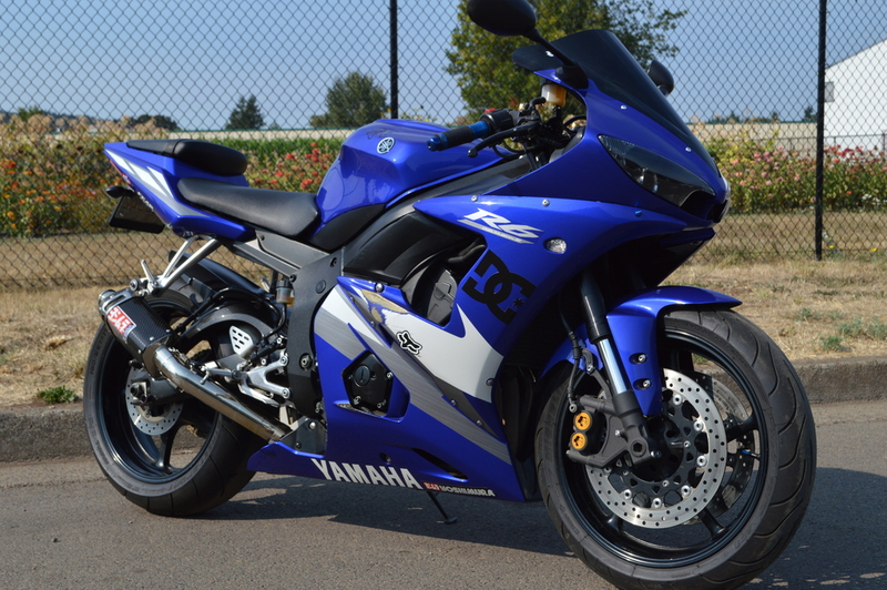 Sport bikes for sale in cottage grove oregon for Cottage grove yamaha