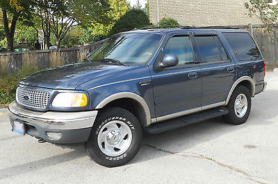 Ford : Expedition Eddie Bauer Sport Utility 4-Door 1999 ford expedition very clean and super low miles
