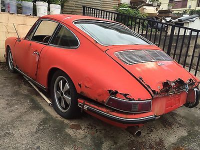 Porsche : 912 coupe 3 gauge with matching numbers motor