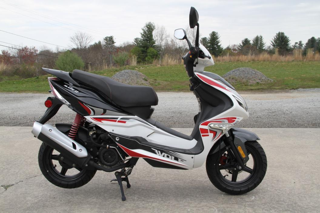 2015 Massimo Motor - Manufacturers Knight 700