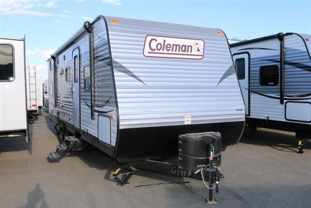 2016 Coleman Coleman CTS16FB