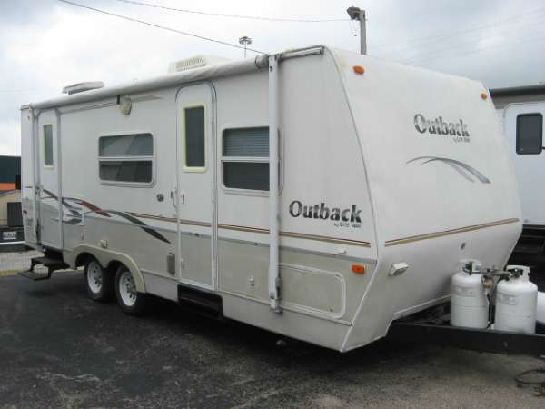 Outback 25fb Rvs For Sale