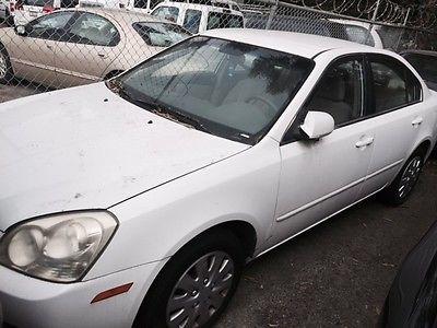 Kia : Optima LX Sedan 4-Door 2007 kia optima mechanic s special