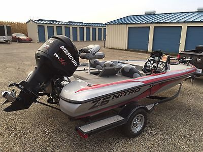 2011 Nitro Z6 with Lowrance HDS 7 & 9 and Motorguide Xi5