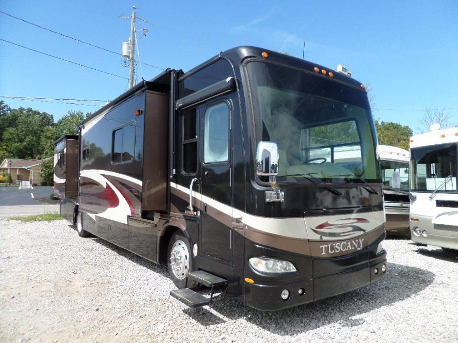Damon Tuscany 4072 Rvs For Sale In Ohio