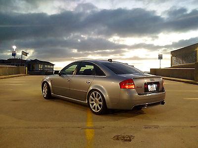 Audi : RS6 Base Sedan 4-Door Audi RS6