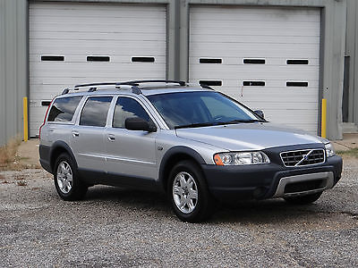 Volvo : XC70 2.5T Wagon 4-Door 2006 volvo xc 70 2.5 lturbo cross country awd turbo leather sunroof