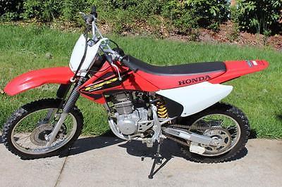 Honda : CRF Honda CRF150F Motorcycle