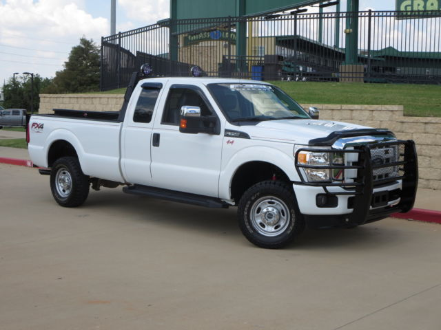 Ford : F-350 4WD SuperCab 2013 ford f 350 4 x 4 long bed with tommy lift gate one owner w more than 21 svc