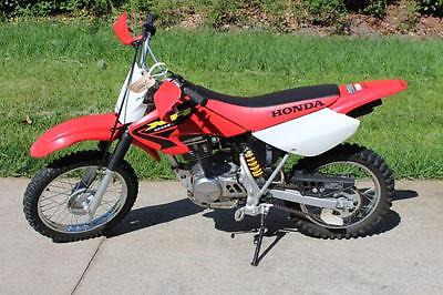 Honda : XR Honda XR80R Trail Bike