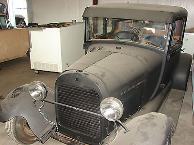 Ford : Other cloth 1931 all steel ford coupe