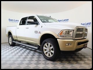 Ram : 3500 4WD Crew Cab 2014 ram 3500 4 wd crew cab longhorn brand new msrp 70315 blow out price