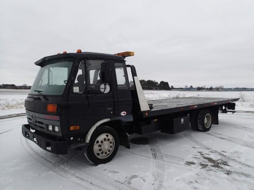 1992 Nissan Ud2300 Jerrdan Wrangler Rollback