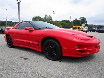 Pontiac : Firebird Trans Am 1999 pontiac firebird trans am show or go nice upgrades investment quality