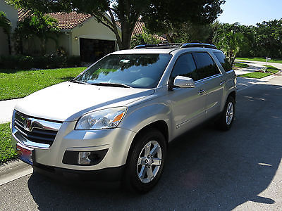 Saturn : Outlook XR Sport Utility 4-Door 2008 saturn outlook xr sport utility 4 door 3.6 l