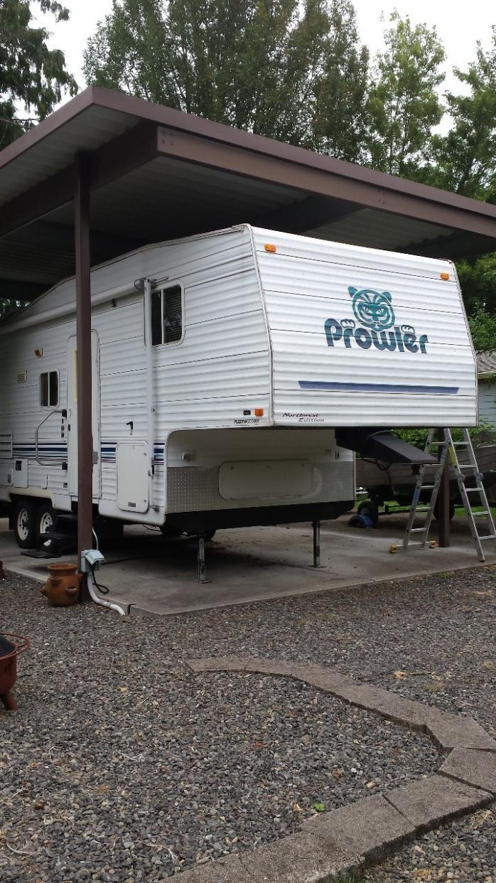 2002 Fleetwood Bounder Rvs For Sale