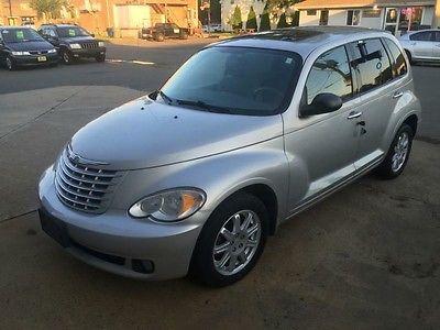 Chrysler : PT Cruiser Limited 2007 chrysler pt cruiser limited 2.4 l i 4 4 dr wagon low miles clean wow