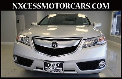 Acura : RDX TECHNOLOGY PKG LOADED 1-OWNER WARRANTY!!! TECHNOLOGY PKG LOADED 1-OWNER WARRANTY!!!