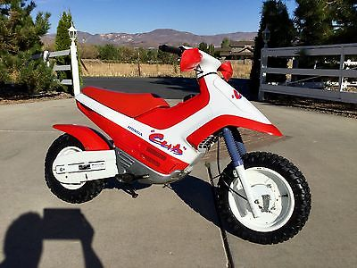 Honda : Other All Original 1994 Honda EZ90 Cub Very Nice 2 Stroke Automatic Motorcycle Titled!