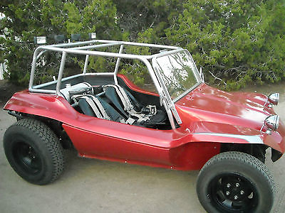 Volkswagen : Other dune buggy 1967 vw manx style dunebuggy with extra transmission
