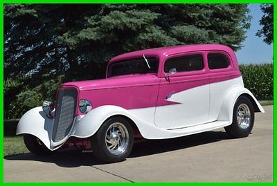 Ford : Crown Victoria 1933 Ford Victoria Custom Street Rod A/C 1933 ford victoria custom street rod boyds wheels a c zz 3 350 trades welcome