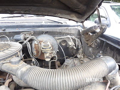 Dodge : Ramcharger base 1989 dodge ram charger 4 x 4