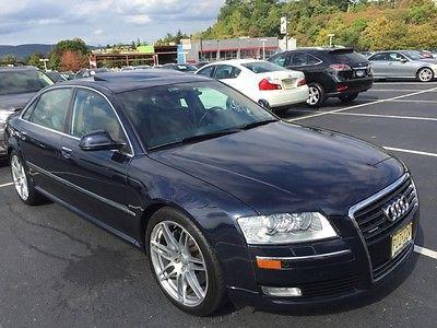 Audi : A8 4.2L 2009 audi 4.2 l