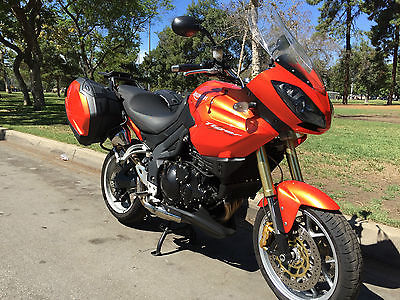 Triumph Tiger 1050 Motorcycles For Sale