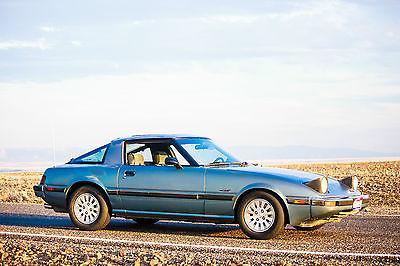 Mazda : RX-7 GSL-SE Coupe 2-Door 1985 mazda rx 7 gsl se coupe 2 door 1.3 l