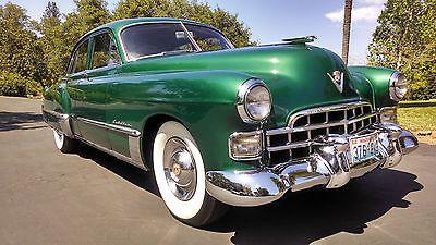 Cadillac : Other 62 Series 1948 cadillac 62 series sedan