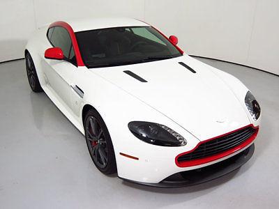 Aston Martin : Vantage 2016 aston martin vantage gt coupe low miles manual