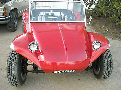 Volkswagen : Other dune buggy 1967 vw manx style dunebuggy with extra transmission, 2