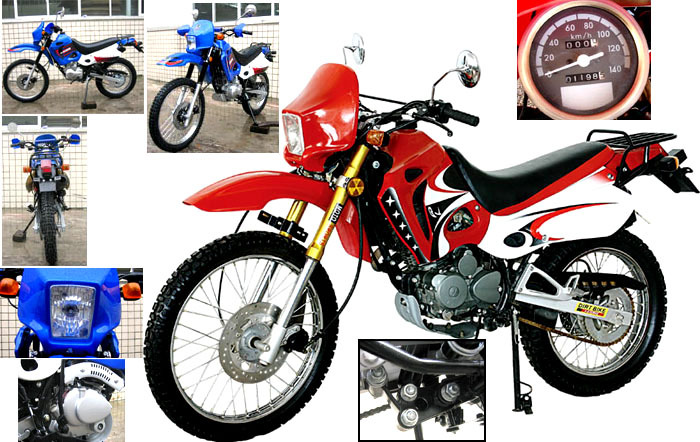200cc Lifan Motorcycles for sale