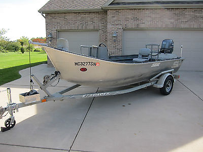 2003 Fish Rite Powerdrifter Jet / River Boat