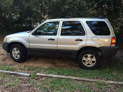 Ford : Escape XLT Sport Utility 4-Door 2004 ford escape xlt needs transmission rebuilt