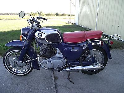 Honda : CA 1969 honda 300 dream