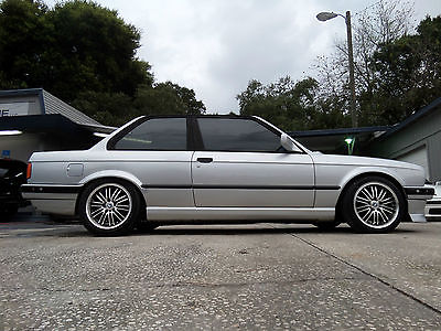 BMW : 3-Series 1989 bmw 325 i e 30 coupe