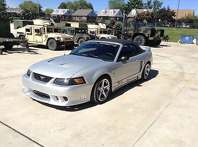 Ford : Mustang Saleen 2004 ford mustang saleen s 281 sc