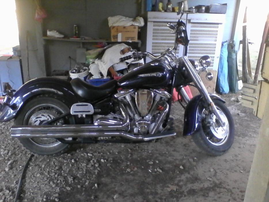 2007 Yamaha V Star 650
