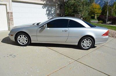 Mercedes-Benz : CL-Class 500 2001 mercedes benz cl 500 coupe beautiful w low miles