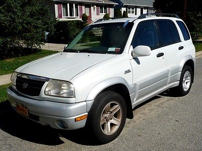 Suzuki : Grand Vitara Base Sport Utility 4-Door 2003 suzuki grand vitara base sport utility 4 door 2.5 l