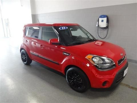 2013 KIA SOUL 4 DOOR HATCHBACK