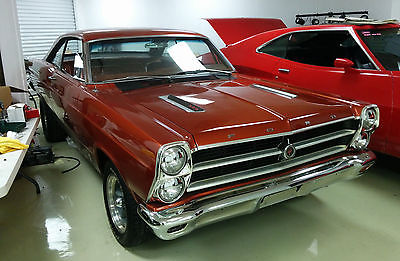 Ford : Fairlane GTA 1966 ford fairlane gta true s code recently restored