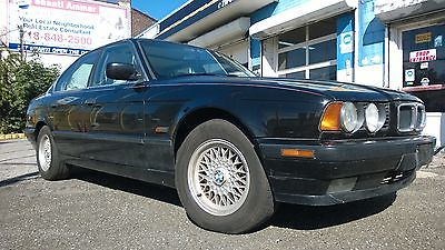 BMW : 5-Series 1995 bmw 530 i 2 owner fair shape solid driver