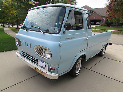Ford : Other Pickups Rare Ford Econoline 1964 Pickup