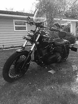 Harley-Davidson : Dyna 2006 harley davidson dyna street bob