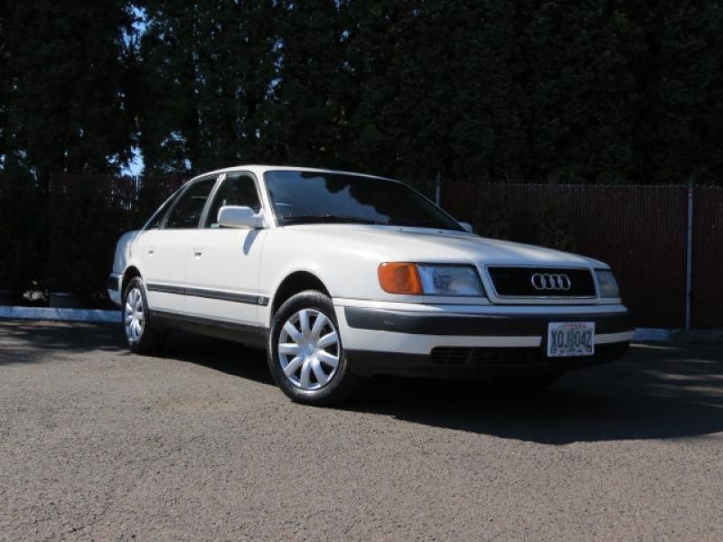 1992 Audi 100 Automatic