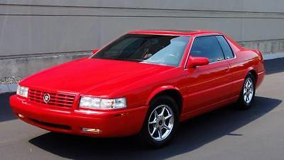 Cadillac : Eldorado ETC 2002 cadillac eldorado etc collector series coupe aztec red rare l k